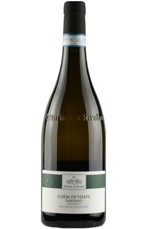 White Wine Bottle of Fattoria La Rivolta Coda Di Volpe Sannio Taburno from Italy