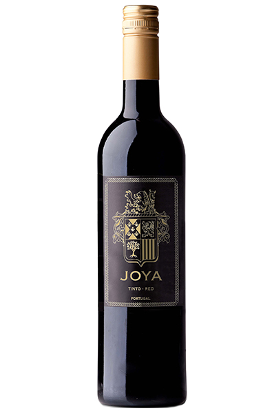 Red Wine Bottle of Casa Santos Lima Joya Tinto from Portugal