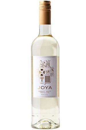 White Wine Bottle of Casa Santos Lima Joya White from Portugal